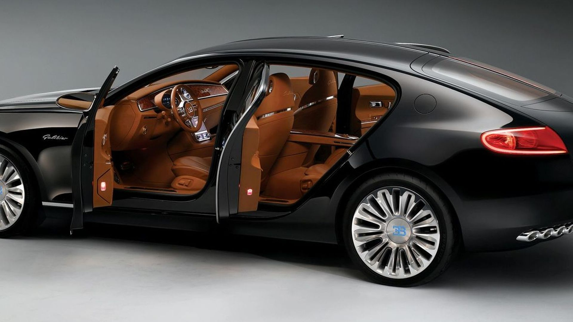 Bugatti officially rules out Super Veyron and Galibier