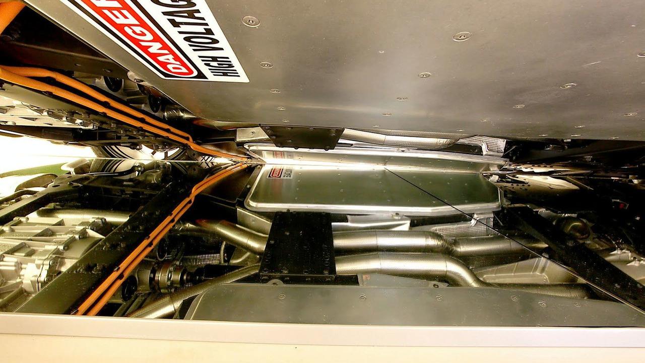 Ferrari 599 Hybrid first leaked photos 26.02.2010