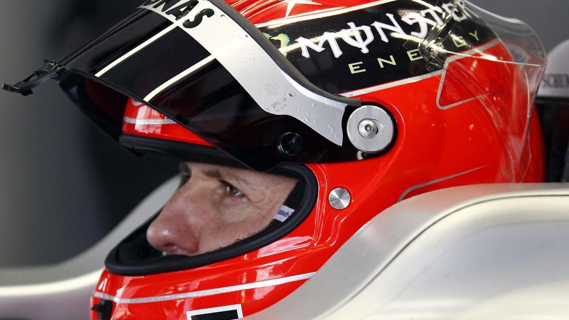 Schu lacks energy to return to top form - Hakkinen