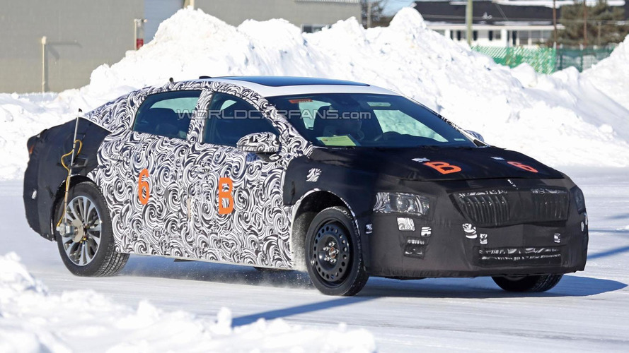 Nissan Sentra & Buick LaCrosse to headline the LA Auto Show
