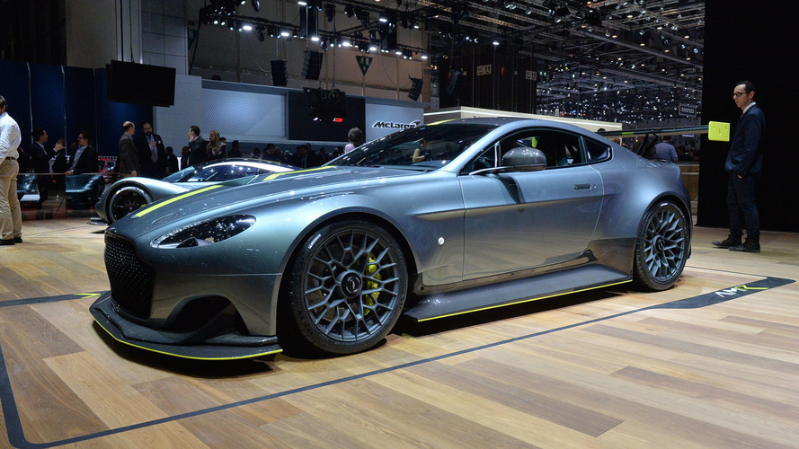 Aston Martin AMR brand debuts with Vantage and Rapide concepts