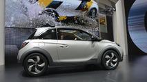 Opel Adam Rocks concept live in Geneva