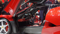 2013 LaFerrari live in Geneva
