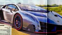 Lamborghini Veneno showcased at Blancpain Super Trofeo in Monza [video]