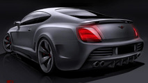 Bentley Continental GT to receive makeover from Vilner [video]