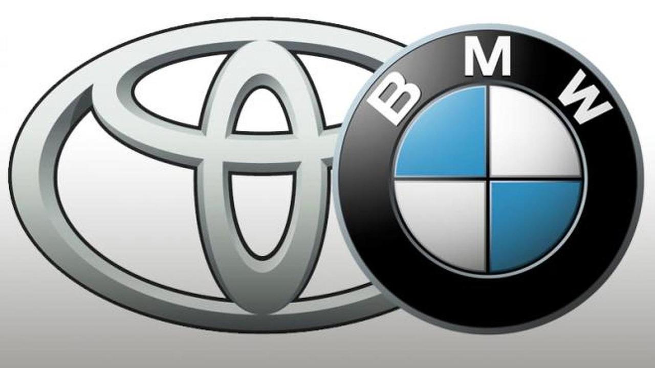Toyota & BMW logos