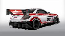 Carlsson SLK 340 race car announced