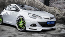 Opel Astra GTC slightly modified by JMS