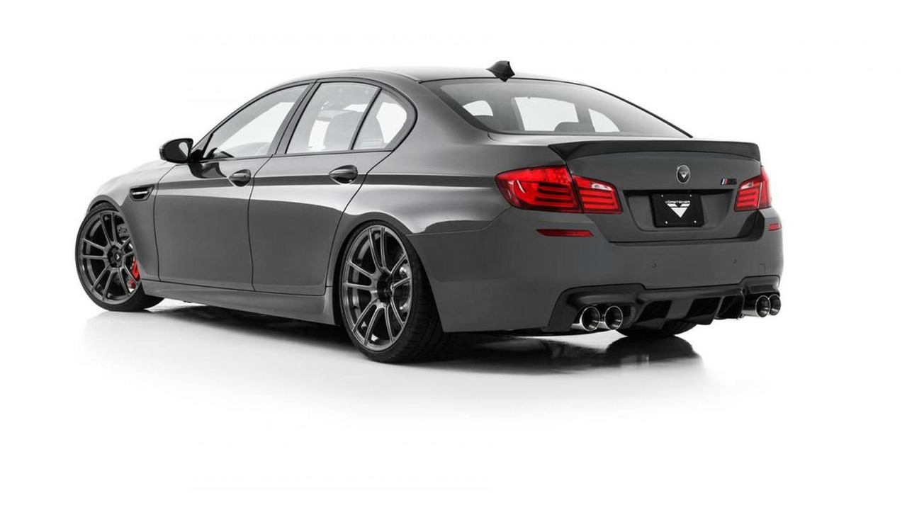 BMW M5 F10 by Vorsteiner