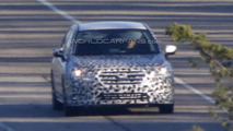 2015 Subaru Legacy spy photo