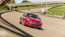 Vauxhall Astra Speed Endurance Record attempt 23.10.2013