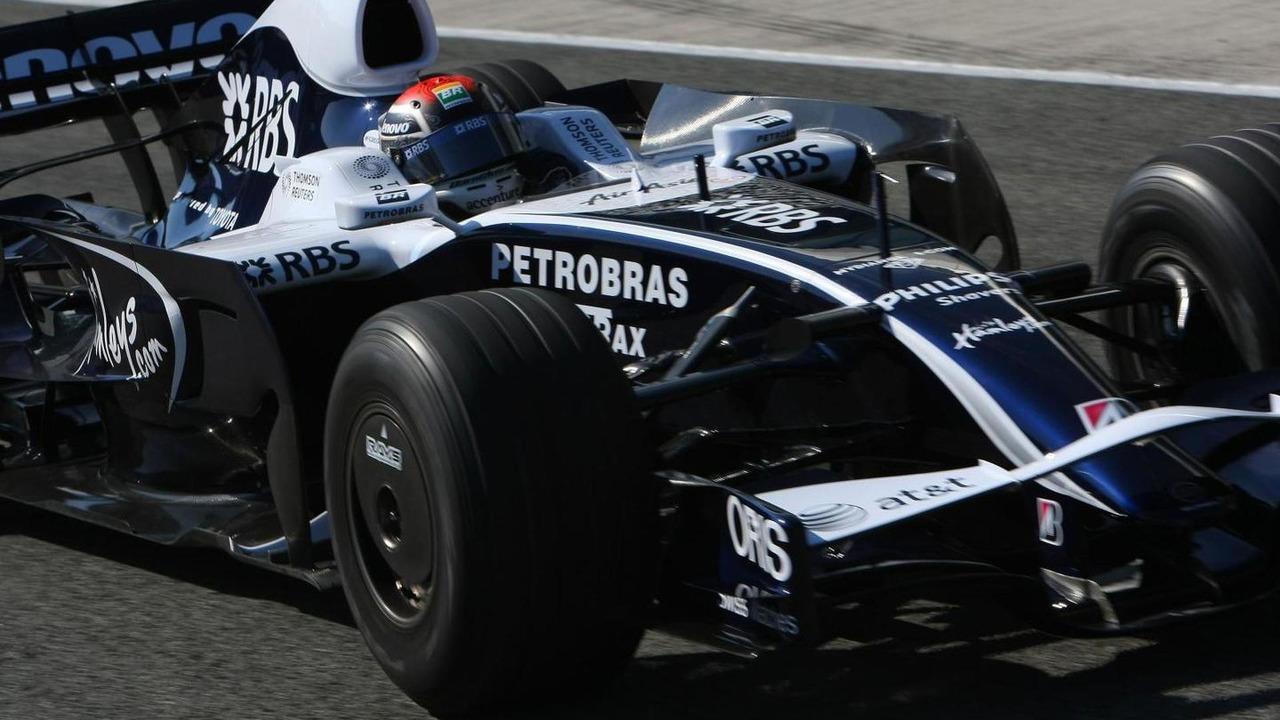Dani Clos Williams F1 Team FW30 Formula 1 Testing 16.09.2008 Jerez Spain