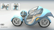5th Peugeot Design Competition Winner is Design Study RD