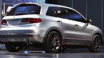 Turbocharged Acura RDX Prototype