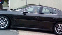 Porsche Panamera spy photos