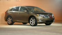 Toyota Venza Crossover World Debut at Detroit