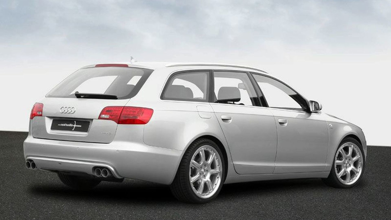 Audi A6 Avant 3.0 V6 TDI by Nothelle