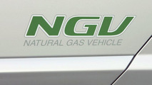 All-New Natural Gas-Powered 2006 Civic GX
