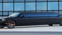 Dodge Challenger SRT8 stretch limousine, 772, 27.03.2012