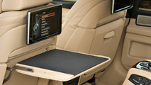 2013 BMW 7-Series facelift interior 25.05.2012