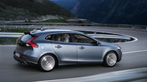 2013 Volvo V40 leaked image