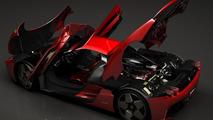 Ferrari GTE Concept