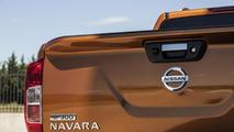 Euro-spec Nissan Navara NP300