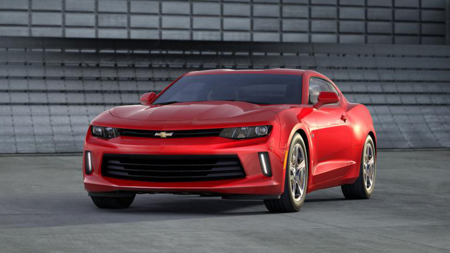 Chevrolet launches 2016 Camaro online configurator