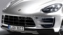2017 Porsche Cayenne gets rendered