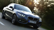 BMW 2-Series Coupe receives new diesel engine