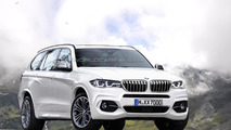 BMW X7 could be gain an ultra-luxury variant