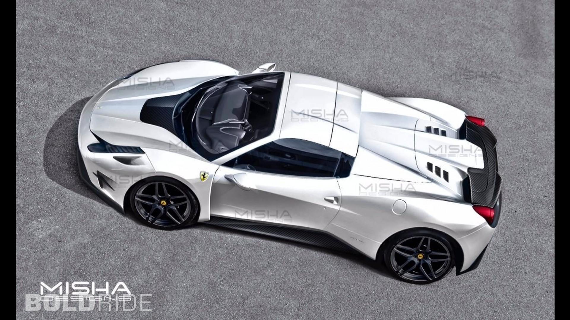 Misha Designs Ferrari 458