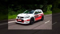 1500 hp Nissan Qashqai-R up for grabs in raffle