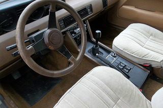 This 1980 Rover SD1 Survivor is a Rare Sight in the US
