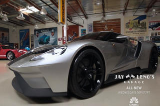 Jay Leno Teaser Reveals One Awesome Feature of the Ford GT