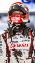 #5 Toyota Racing Toyota TS050 Hybrid- Kazuki Nakajima ready for a last stint