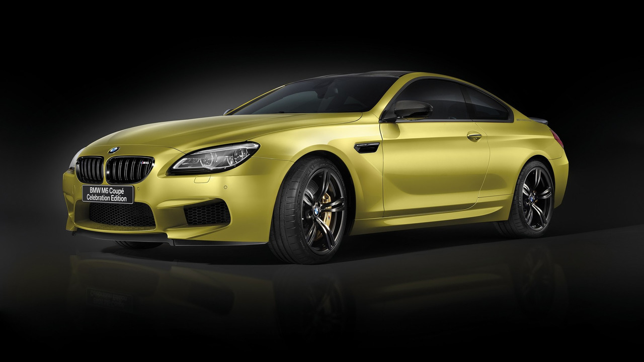 BMW M6 Celebration Edition Competition