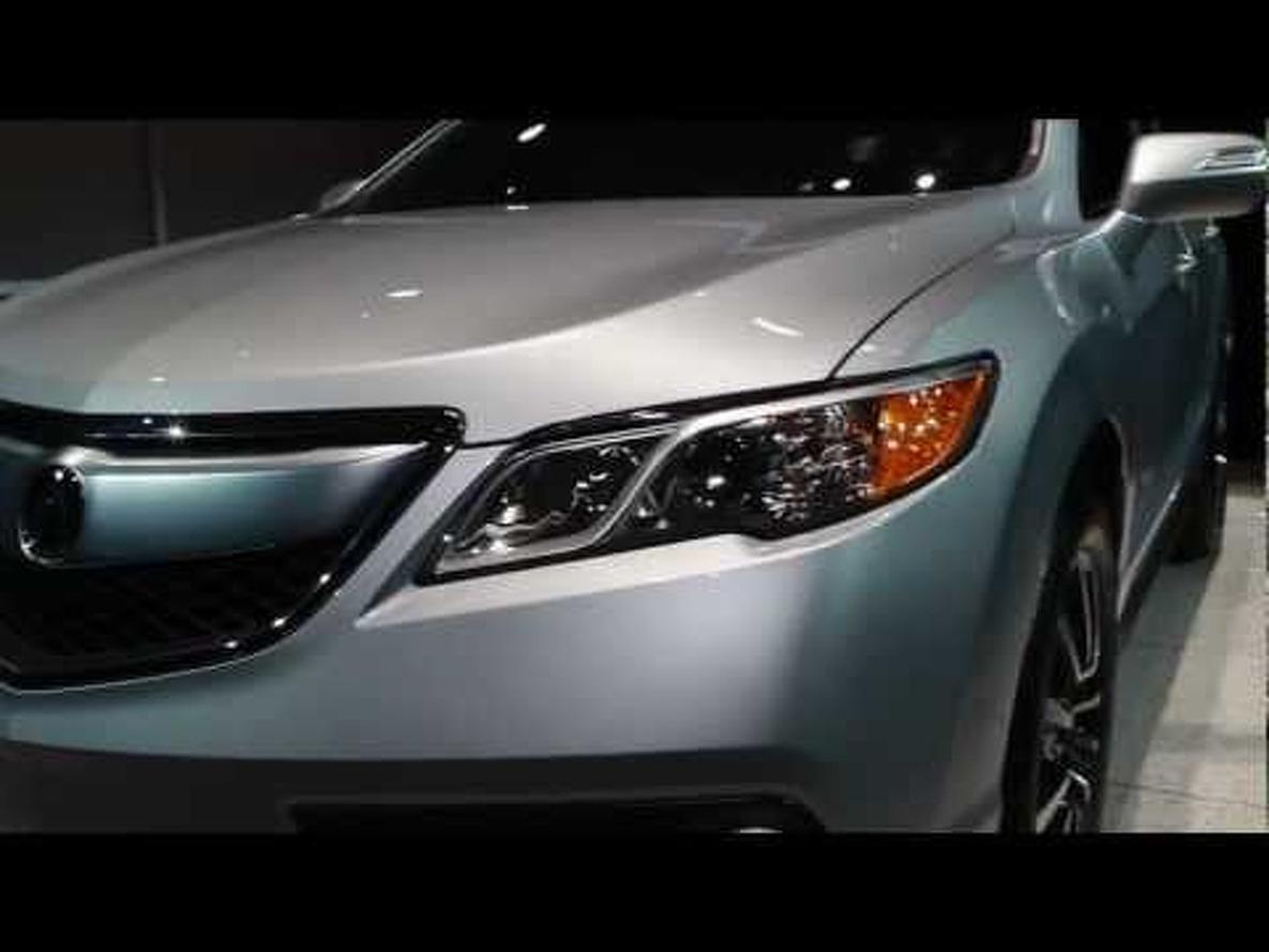 2013 Acura RDX - 2012 Detroit Auto Show