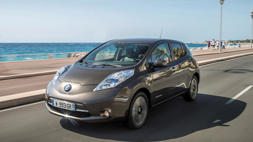 Nissan Leaf hits 50K-unit production milestone in the UK
