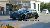 Mazda2 MPS spied in Death Valley?