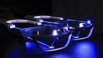BMW highlights their laser headlights [video]