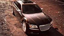 Chrysler 300 Luxury Series sedan with 8-speed starts at $40,145