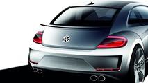 Volkswagen Beetle R concept revealed in Frankfurt