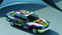 César Manrique (E) 1990 BMW 730i art car