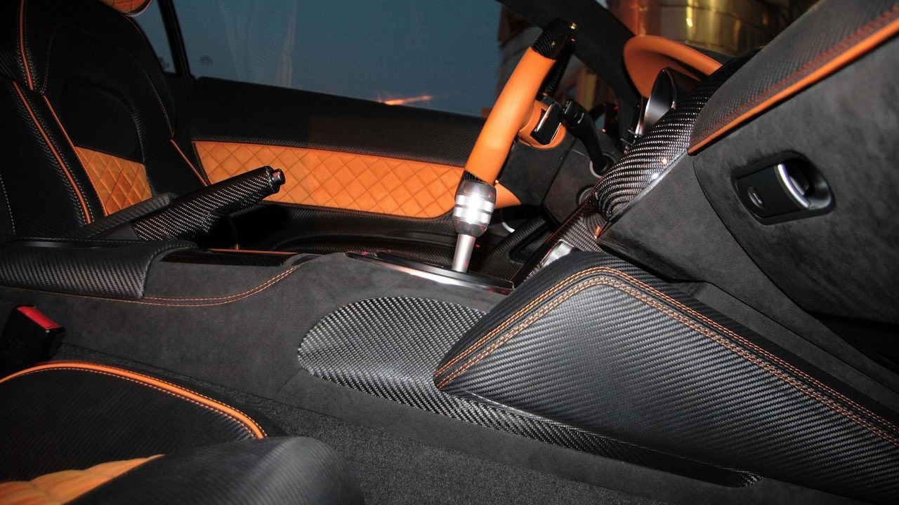 Audi R8 Hyper Black Edition by Anderson Germany - 14.3.2011