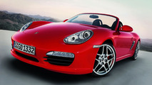 Porsche Considering Turbocharged Three-cylinder Engine for Boxster