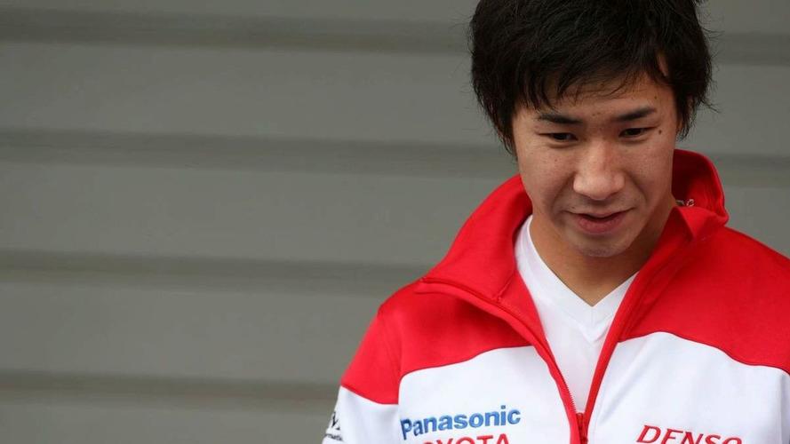 Kobayashi eyes F1 lifeline at Lotus