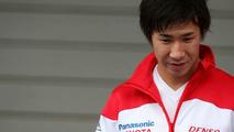 Kobayashi on standby after Glock crash