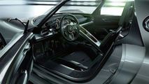 Porsche 918 Spyder Concept pre-show photos 01.03.2010