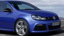 VW Golf R Uncovered Ahead of Frankfurt Debut